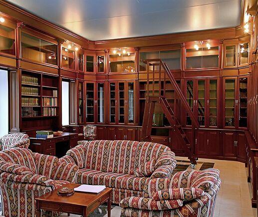 Библиотека Белая