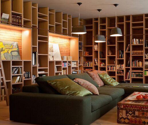 Библиотека Лаконичность