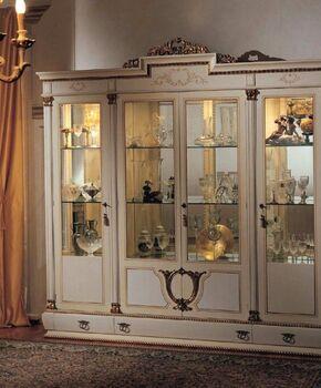 Шкаф-витрина Византия