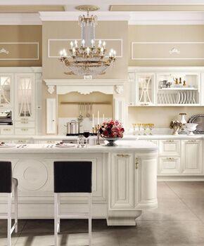 Кухня Фламинго