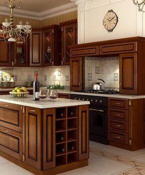 Кухня Кристи