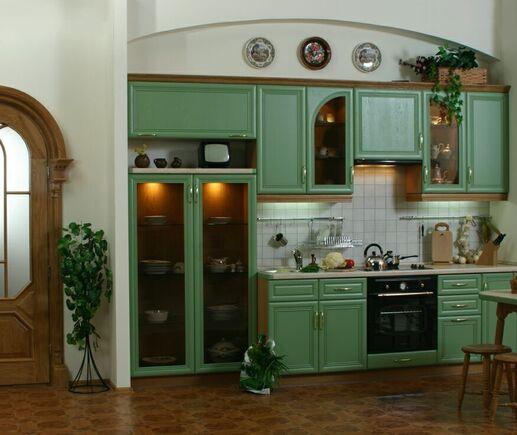 Кухня Тима