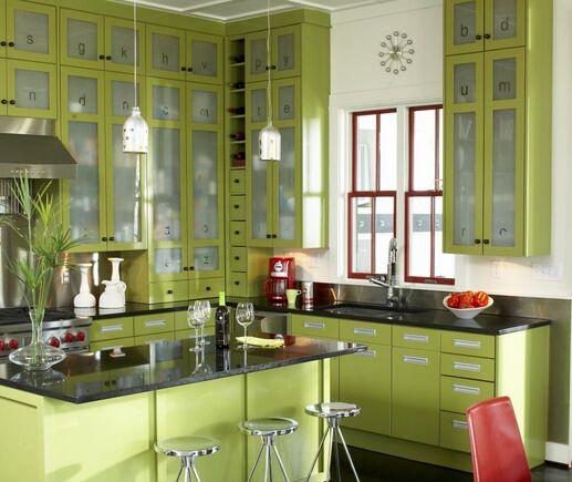 Кухня Миника