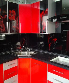 Кухня Николас