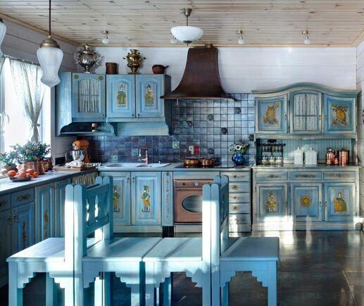 Кухня Кейт