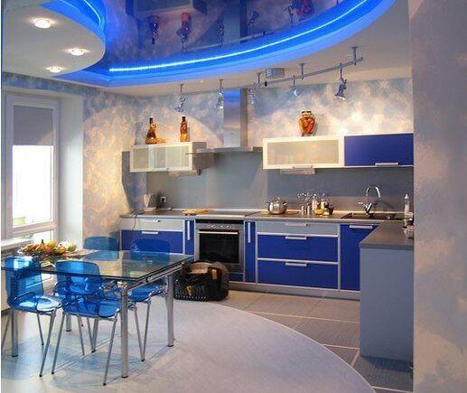 Кухня Луз