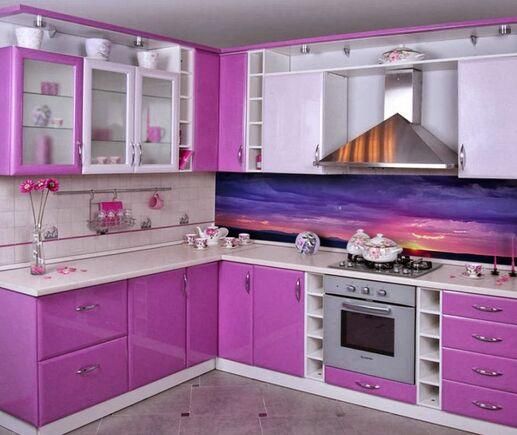 Кухня Мирет
