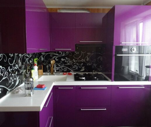 Кухня Ультрафиолет