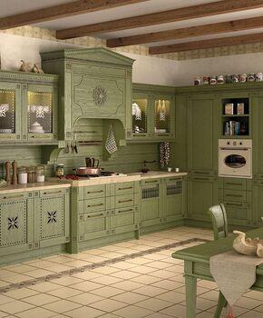 Кухня Фисташковое мороженое