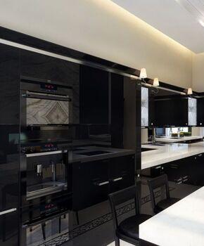 Кухня Чернь