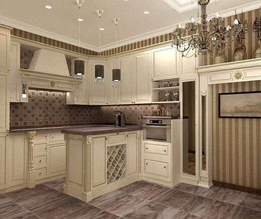 Кухня Астра