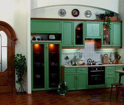 Кухня Бегония