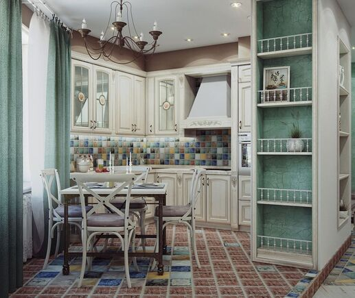 Кухня Лена