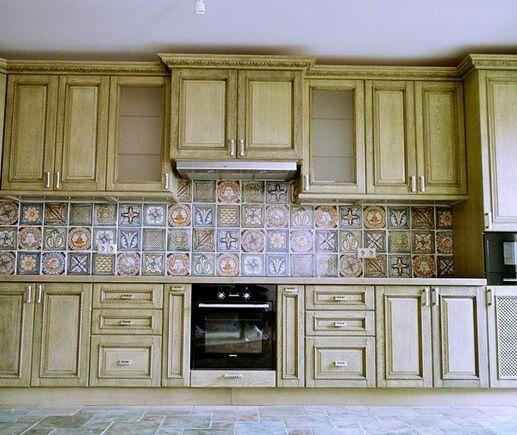 Кухня Глаша