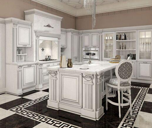 Кухня Викторианская