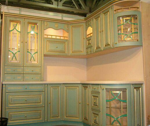 Кухня Винтовая