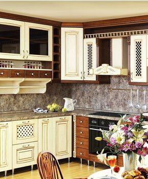Кухня Жаннет
