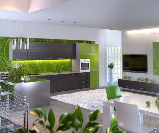 Кухня Джина