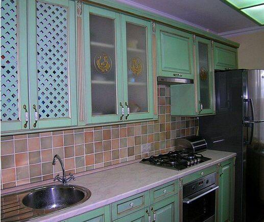Кухня Асер