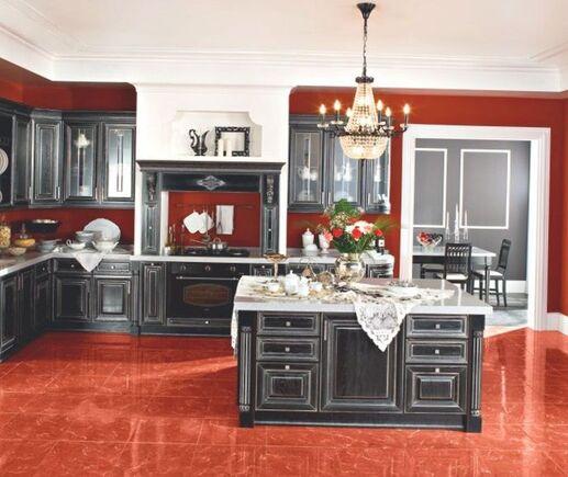 Кухня Теодора