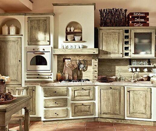 Кухня Любава