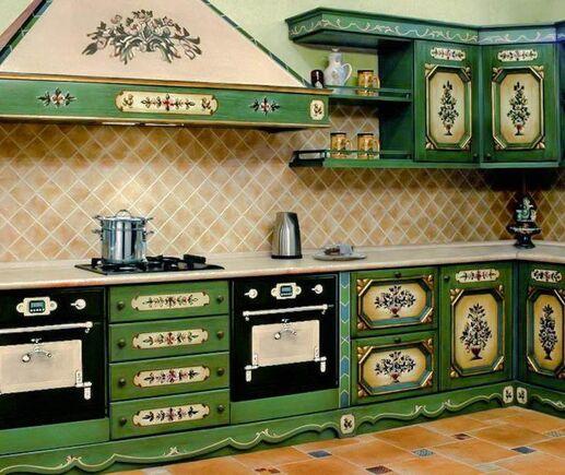 Кухня Свежесть
