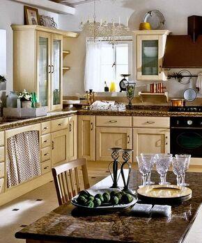 Кухня Семейный очаг
