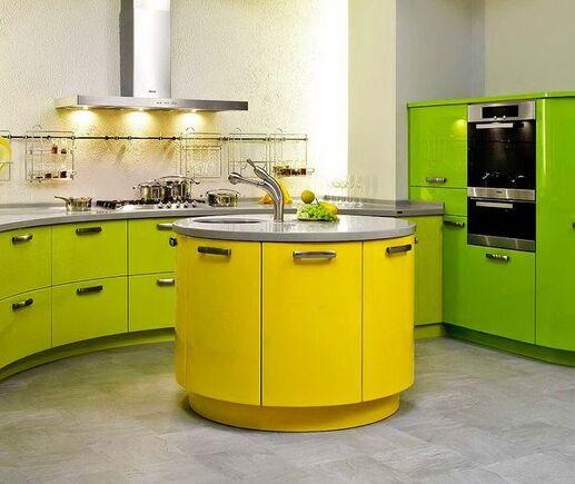 Кухня Банановый микс