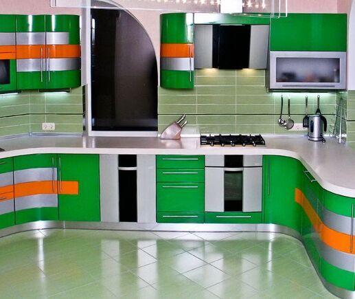 Кухня Салют