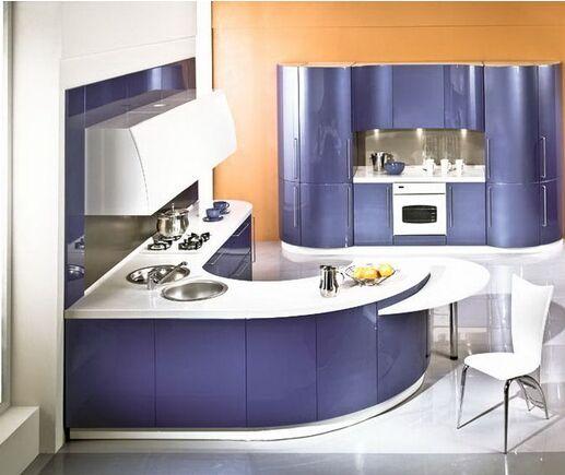 Кухня Васильковое поле