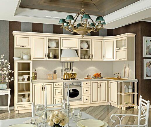 Кухня Барбара Люкс