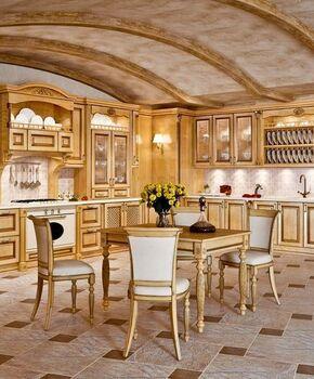 Кухня Любовь