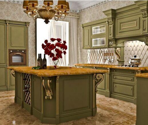 Кухня Нимфа