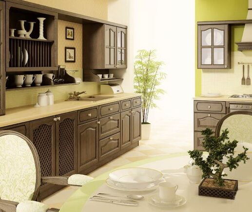 Кухня Аккорд