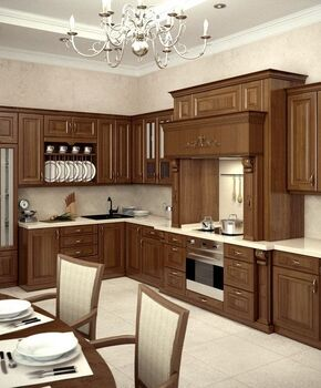 Кухня Эстель