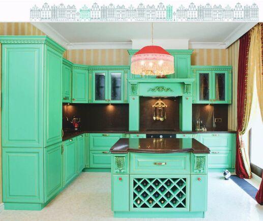 Кухня Веста
