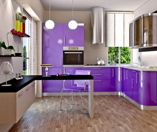 Кухня Барвинок