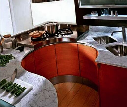 Кухня Шкипер