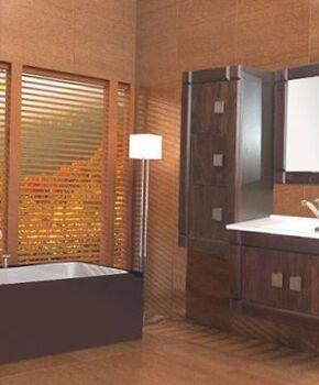 Мебель для ванны Аква
