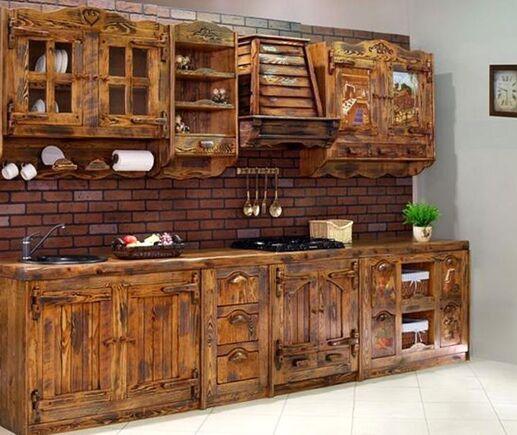 Кухня Аленушка