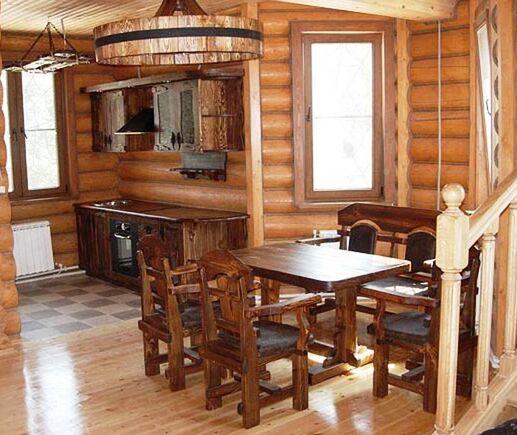Кухня Ежевика