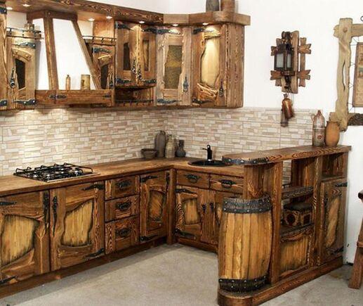 Кухня Милорада