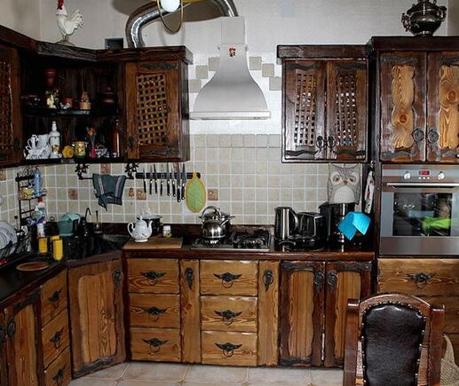 Кухня Светозар