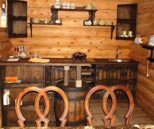 Кухня Зарина