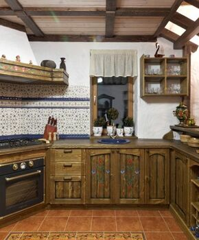 Кухня Ждана