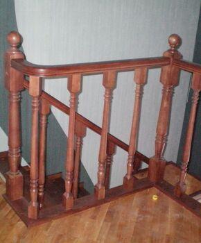 Лестница Викторианская
