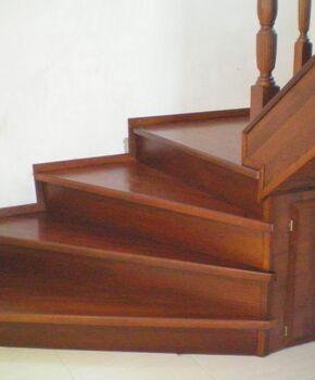 Лестница Зигзаг